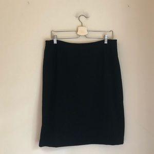 6de54872a9 Tahari Skirts   Nwt Arthur S Levine Black Pencil Skirt   Poshmark